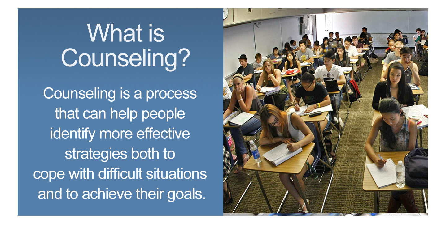 what is counseling?