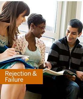 rejection and failure