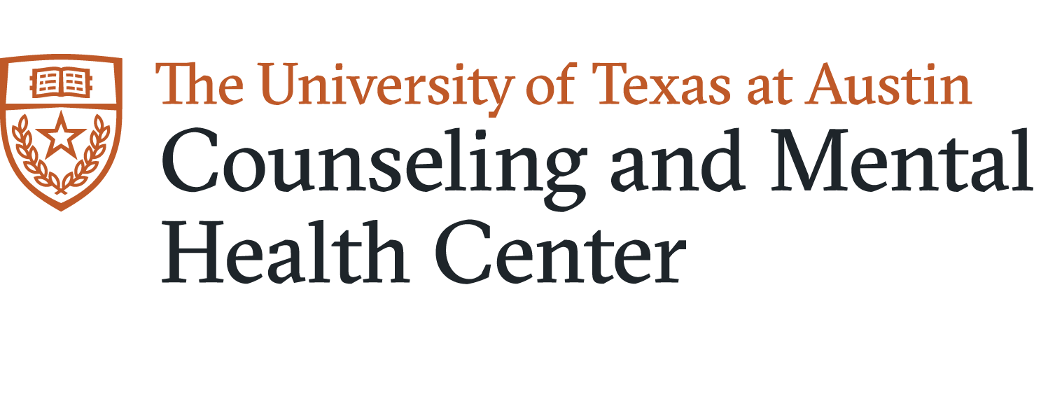 UT counseling and mental health center, go here to get back to the homepage